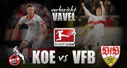 1. FC Köln - VfB Stuttgart: Endlich wieder ein Heimsieg?