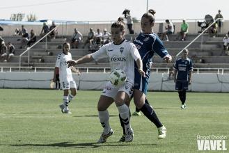 Fotos e imágenes del Fundación Albacete 2-0 Oiartzun KE