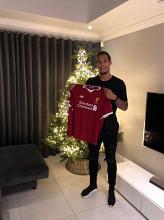Liverpool lâche 84 millions pour recruter Virgil Van Dijk
