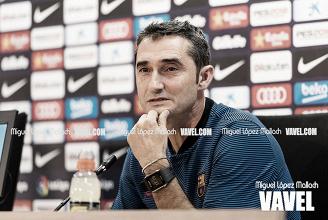 """Valverde: """"Han sido dos partes muy diferenciadas"""""""