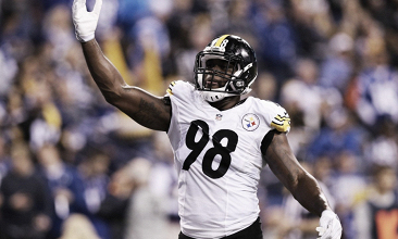 Pittsburgh Steelers and Vince Williams agree on a new four-year deal
