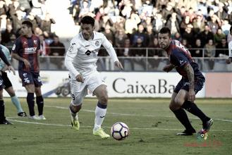 Resumen Huesca 2-2 Getafe en Segunda División 2017