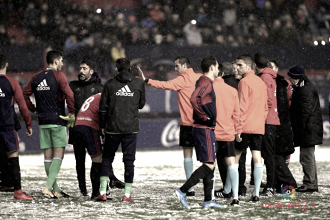 Previa C.A Osasuna – Gimnàstic de Tarragona: uninfierno gélido
