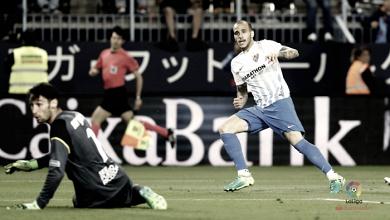 Málaga CF - Sevilla FC: puntuaciones del Málaga, jornada 35 de la Liga Santander