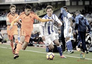 Previa Real Sociedad - Valencia: dos aspirantes europeos frente a frente