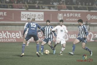 El fútbol volvió a ser injusto con el Lorca
