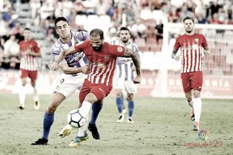 Claves para ganar al Almería: el José Zorrilla como amuleto