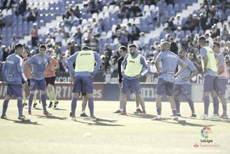 CD Leganés-FC Barcelona: puntuaciones del CD Leganés, jornada 12 de LaLiga Santander