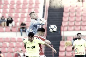 Nástic de Tarragona - Córdoba C.F: puntuaciones del Córdoba C.F. jornada 31 de la Liga 123