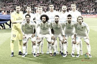 Atlético de Madrid - Real Madrid: puntuaciones del Real Madrid, jornada 12 de LaLiga