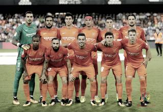 Valencia- Málaga: puntuaciones del Málaga, jornada 5 de LaLiga Santander