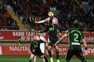 El Granada CF pierde contundencia en las áreas