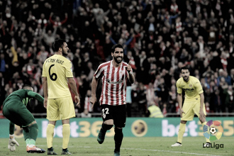 Athletic Club vs Villarreal en vivo y en directo online en La Liga 2017 (1-1)