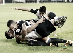 Vuelve el desborde de Guedes y la magia de Carlos Soler