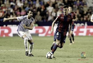 """Xabi Prieto:""""No ha sido un buen partido de la Real"""""""