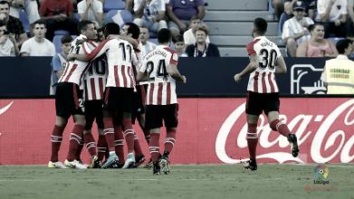 Así llega el próximo rival del Málaga: el Athletic Club