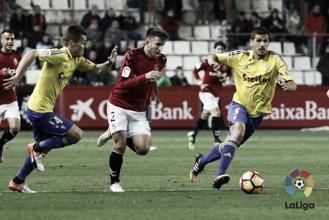 Previa Cádiz CF - Nàstic de Tarragona: prolongar el buen arranque