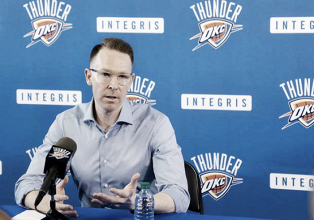 """NBA - Sam Presti su Kevin Durant: """"Non possiamo dire nulla di negativo su di lui"""""""