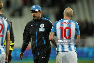 Huddersfield Town ready to face Leicester in an electric atmosphere