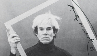 Andy Warhol, el pop sport
