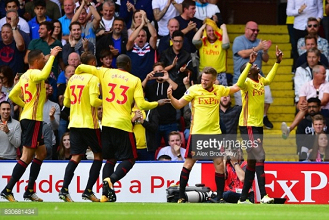 Watford 3-3 Liverpool: Britos' late intervention squares Vicarage Road thriller