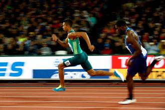 Atletica - Mondiali Londra 2017: Lingua in finale, rischia Van Niekerk, Tortu saluta