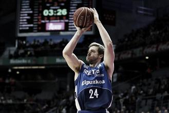 Las notas del RETAbet Gipuzkoa Basket: Travis Wear