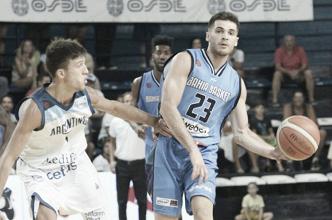 Bahía Basket subyugó a Argentino de Junín