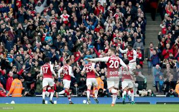 Arsenal 3-2 Southampton: Gunners edge past relegation-threatened Saints