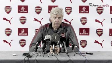 """Wenger: """"Alexis está muy enfocado y feliz"""""""