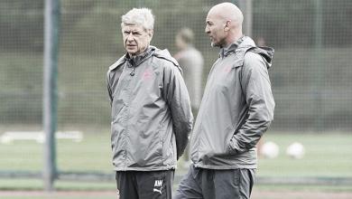 """Wenger: """"Solo puede haber una temporada positiva si todos estamos detrás del equipo hasta el final"""""""