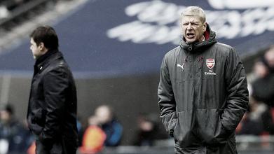 """Arsene Wenger: """"No debemos confiarnos"""""""