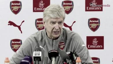 """Wenger: """"Estoy confiado, pero tenemos que mejorar nuestra actuación"""""""