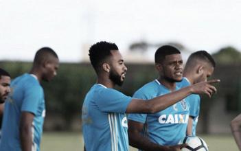 """Meia Wesley celebra acerto com Sport: """"Não estava sendo aproveitado no São Paulo"""""""