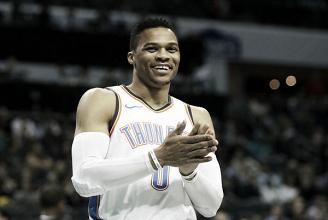 Histórico: Russell Westbrook conquista 100° triplo-duplo e entra em grupo seleto da NBA