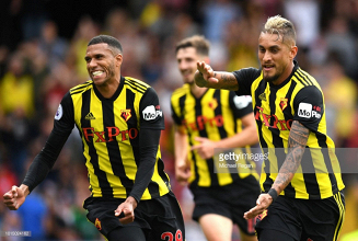 How many points can Watford expect from their remaining August fixtures?