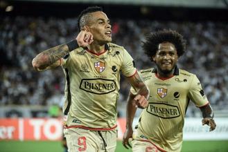 """Barcelona SC dio el """"batacazo"""" al Botafogo en Río y clasifica a los 8vos de final"""