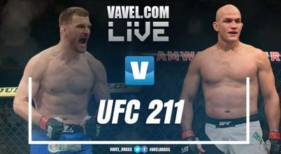 Resultado luta Stipe Miocic x Junior Cigano no UFC 211