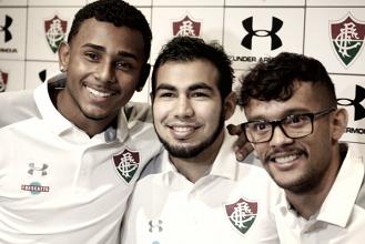 Fluminense e Under Armour lançam novos uniformes; veja fotos