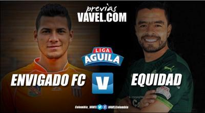 Previa Envigado FC vs La Equidad: Prohibido la igualdad