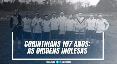 Corinthians 107 anos: Conheça o Corinthian-Casuals, histórico time do futebol mundial