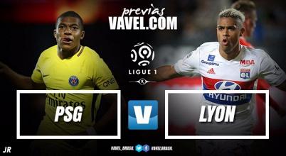 Em duelo de invictos, PSG recebe Lyon buscando liderança isolada da Ligue 1