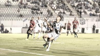 """Lucca encerra jejum de gols, mas lamenta eliminação: """"Trocaria o gol pela classificação"""""""