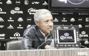 """Roberto Hernández: """"La entrega del equipo es importante"""""""