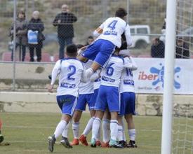 El Deportivo Aragón logra la primera