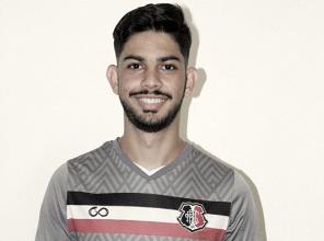 Com passagens pelo futebol brasiliense, meia Hericles é anunciado pelo Santa Cruz