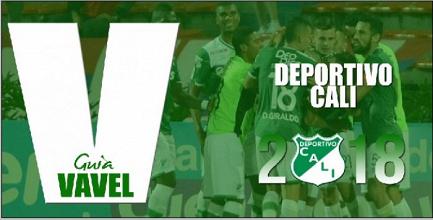Guía VAVEL Liga Águila 2018-I: Deportivo Cali