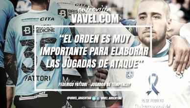 """Entrevista. Federico Fattori: """"Vamos hacer valer la localía a cualquier rival que visite nuestra cancha"""""""