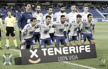 CD Tenerife - CD Lugo: Puntuaciones del Tenerife, jornada 28 de LaLiga 1 2 3