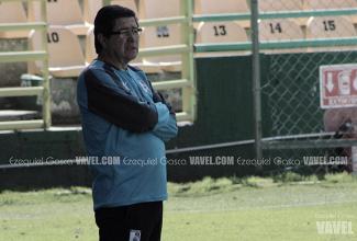 """Luis Fernando Tena: """"Ahora jugamos para calificar"""""""